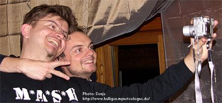 Tom und Niels Christian