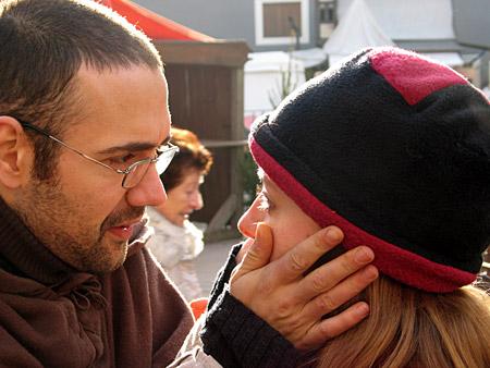 Dimitar und Nadia