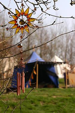 Mein Zelt von Dichtl