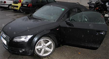 Audi TT - hübsch aber blöd
