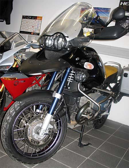 Meine BMW R 1150 GS Adventure