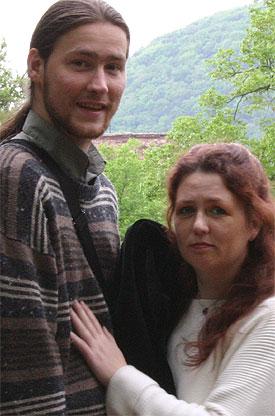 Christian und Steffi