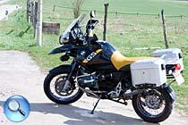 BMW R 1150 GS Adventure links